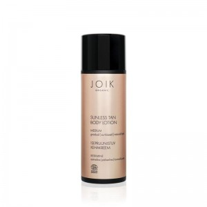 Sunless tan body lotion medium Joik 100ml