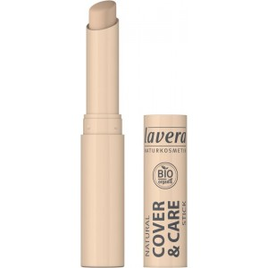 Cover & care stick ivory 01 Lavera 1.7g