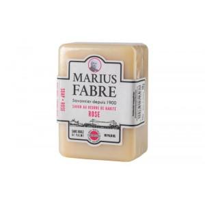 Zeep roos zonder palmolie Marius Fabre 150g