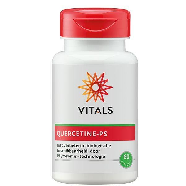 Quercetine-PS Vitals 60ca