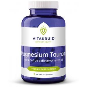 Magnesium tauraat met P-5-P Vitakruid
