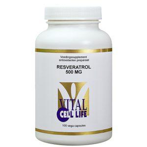 Vital Cell Life Resveratrol 500mg