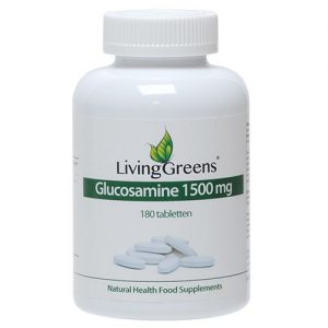 glucosamine-1500 living greens
