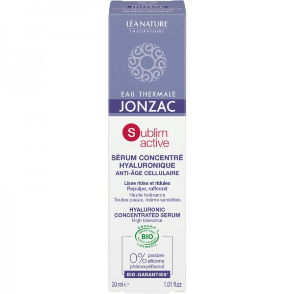 Sublimactive anti-aging verstevigend serum Jonzac 30ml