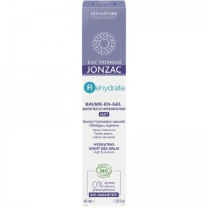 Rehydrate hydraterende nachtgel-balsem Jonzac 40ml