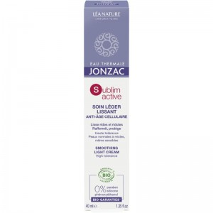 Sublimactive anti-aging creme licht Jonzac 40ml