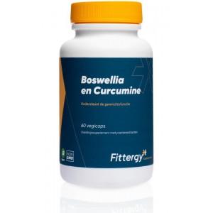 Boswellia en curcumine Fittergy 60ca