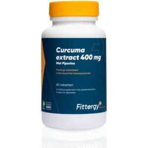 Curcuma extract 400 mg Fittergy 60tb