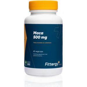 Maca 500 mg Fittergy 60ca