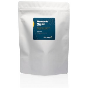 Metabolic muscle formula Fittergy 450g