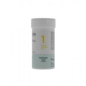 Calcium fluoratum 1 D12 Schussler Pfluger 400tb