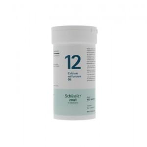 Calcium sulfuricum 12 D6 Schussler Pfluger 400tb