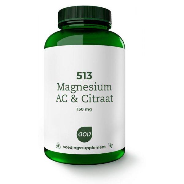 AOV 513 magnesium AC & Citraat