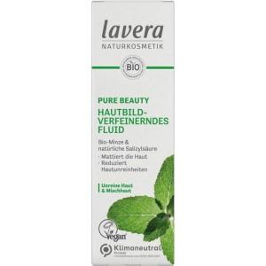 Pure Beauty porienverfijnende fluide F-NL Lavera 50ml