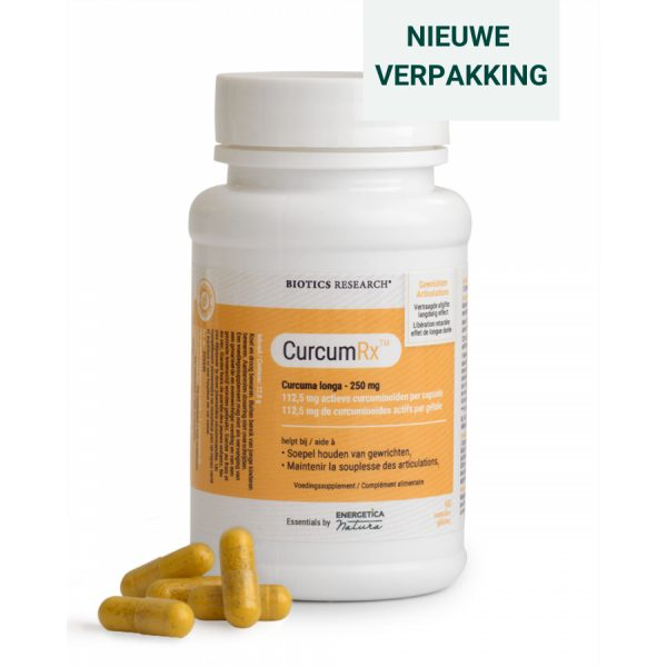 Biotics CurcumRx NL