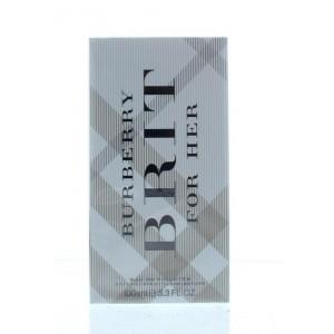 Brit woman eau de toilette Burberry 100ml
