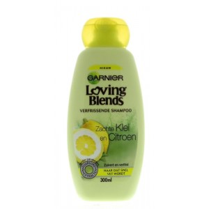 loving bl shamp00 citr & z kl# Garnier 300ml